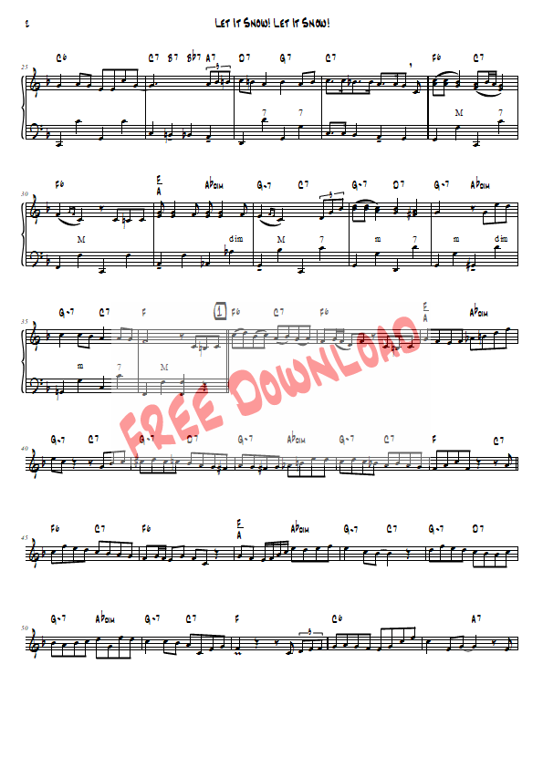 Accordion Sheet Music